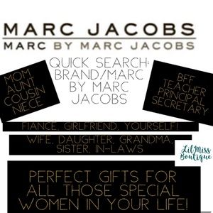 Marc By Marc Jacobs Jewelry - SEARCH BRAND: M A R C by Marc Jacobs!